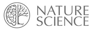 Nature Science Logo sticky